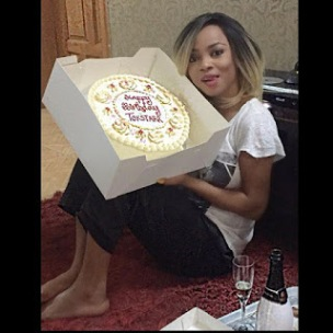 Image result for toke makinwa birthday pictures